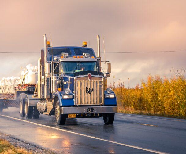 comment devenir camionneur