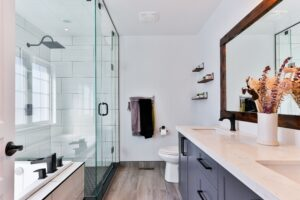 ménage de printemps salle de bain